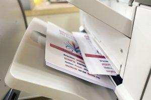 Bild eines Druckers
